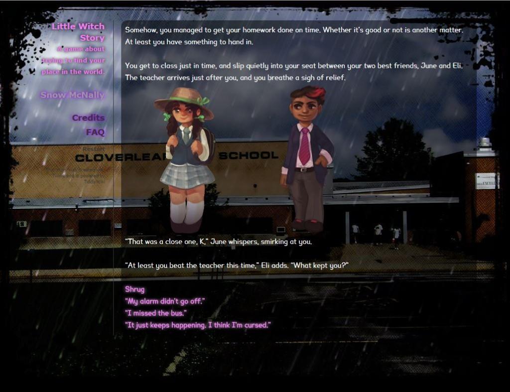 LWS screen 2
